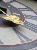 австрийские часы Стоковые Фотографии RF
