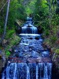 Австрийский водопад Стоковая Фотография