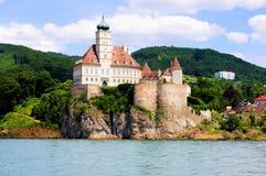 Австрийский замок Стоковое Фото