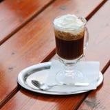 Австрийский кофе стоковое фото