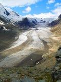 Австрийский ледник стоковые фото