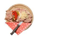 австрийский сандвич Стоковые Фотографии RF