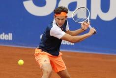 Австрийский теннисист Dominic Thiem стоковое изображение