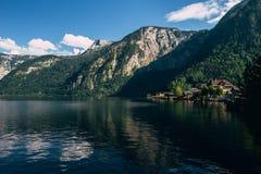 Австрия; Место Hallstatt большое Стоковые Фотографии RF