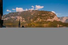 Австрия, Hallstatt Стоковое Изображение
