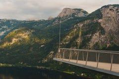Австрия Hallstatt Стоковые Изображения