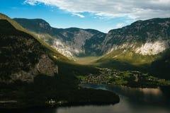Австрия Hallstatt Стоковая Фотография RF