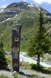 Австрия, Tirol, Kaunertal Стоковые Фотографии RF