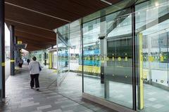 Автобусная станция Ливерпуля Стоковые Изображения RF