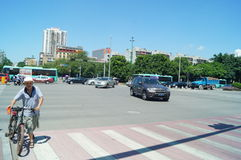 Автобусная станция станции осмотра границы Nantou Стоковые Изображения