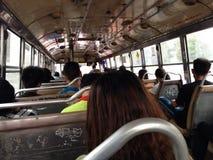 автобусный транспорт Стоковая Фотография RF