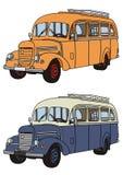 Автобус Стоковое Изображение