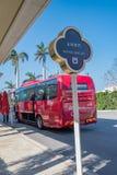 Автобус Wynn Макао стоковые изображения