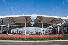 автовокзал Стоковое Изображение RF