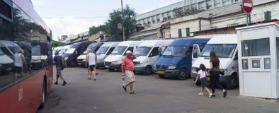 Автовокзал chisinau стоковые фото
