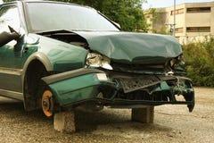 Автокатастрофа с много повреждением Стоковые Фото