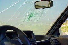 Автокатастрофа Стоковое Изображение