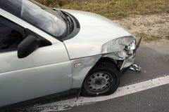 автокатастрофа Стоковая Фотография