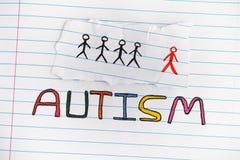 автоклава Разлад спектра аутизма Стоковые Фотографии RF