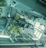 автоматизация промышленная стоковая фотография