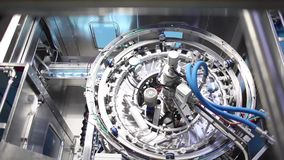 Автоматизированная изготовляя линия сток-видео