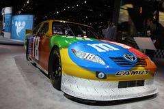 автоматическая выставка гонки chicago автомобиля Стоковая Фотография RF