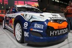автоматическая выставка гонки chicago автомобиля стоковое фото rf
