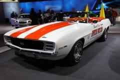 автоматическая выставка побежки chicago автомобиля Стоковая Фотография