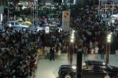 автоматическая выставка 2008 Стоковое Изображение