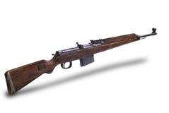 автоматическая немецкая винтовка gewehr 43 semi стоковое изображение rf