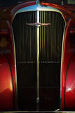 автоматическая решетка автомобиля Стоковое Фото