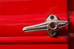 автоматическая рукоятка двери Стоковые Фото