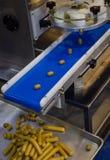 Автоматическая сосиска делая машину Стоковое Фото
