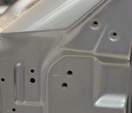 Автоматические сварки металла Стоковые Фотографии RF