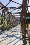 Автоматический мост стоковые фото