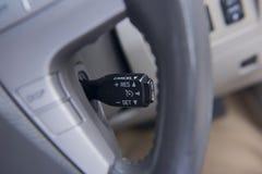 Автоматический переключатель акселератора стоковые фото