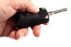 автоматический раскрывать дверей автомобиля Стоковые Фото
