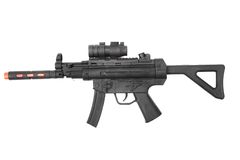 Автоматическое оружие (игрушка) Стоковая Фотография RF