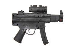 Автоматическое оружие (игрушка) Стоковая Фотография