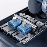 Автомат для резки, промышленное оборудование стоковая фотография rf