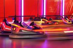 автомобили бампера Стоковое фото RF