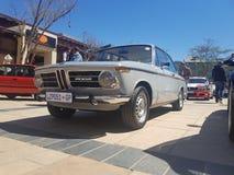 Автомобили классики BMW автомобилей стоковое изображение rf