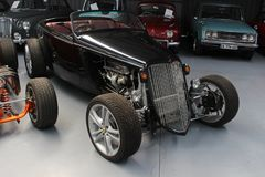 автомобили классицистические стоковая фотография rf