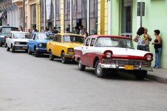 автомобили классицистические стоковая фотография