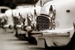 автомобили посола Стоковые Фото