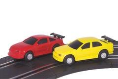 Автомобили шлица Стоковые Фотографии RF