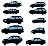 автомобили Стоковые Фото