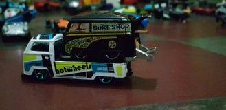 Автомобили Casted стоковые изображения