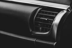 Автомобильная вентиляция в кабине Стоковое Изображение RF