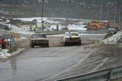 автомобильная гонка Стоковое Фото